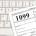 A US Federal tax 1099 income tax form